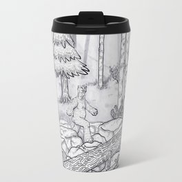 Alfsquatch Travel Mug