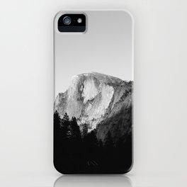 Yosemite National Park VIII iPhone Case