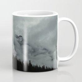 A Mountain, Three Times (2) Coffee Mug