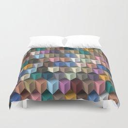 3D Pattern Duvet Cover