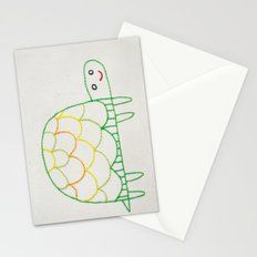 T Turtle Stationery Cards