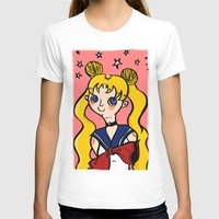 sailormoon T-shirts featuring Sailormoon! by poetickles