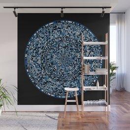 genome mosaic 8-1 Wall Mural