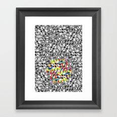 K∆leidoscopeMulti Framed Art Print