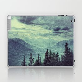 Mountain Highs and Valley Lows Laptop & iPad Skin