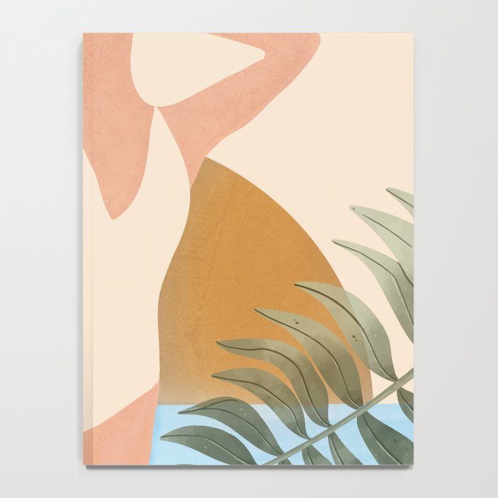 Beach Day Notebook
