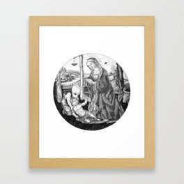 In Vitro Conception Framed Art Print