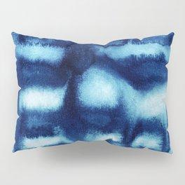 Blue Rain Pillow Sham