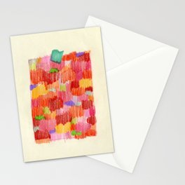 delicious colour Stationery Cards