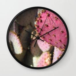 La Luz NM Cactus Wall Clock