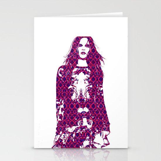 Fashion: Dorothea Barth Jorgensen Stationery Cards