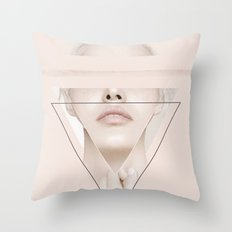 Triangle 4 Throw Pillow