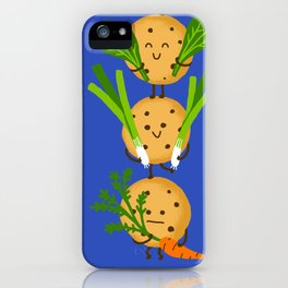 Cookies in Disguise iPhone Case