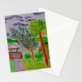 Woodstork birding trail - Florida Stationery Cards