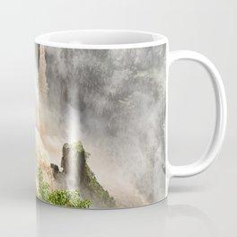 Barron Falls under a summer sky Coffee Mug