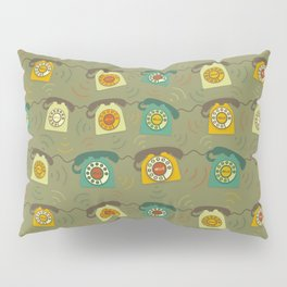 On the Line Pillow Sham