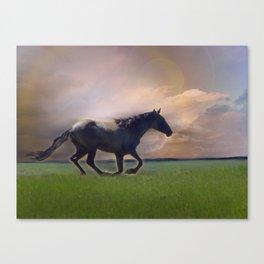 Moving Canvas Print