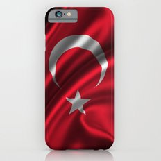 Turkish Flag (M.Kemal ATATURK) Slim Case iPhone 6s
