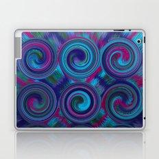 Spinning Laptop & iPad Skin