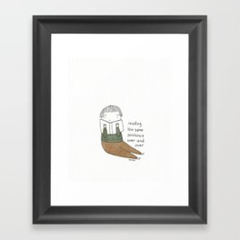 fudgesticks Framed Art Print