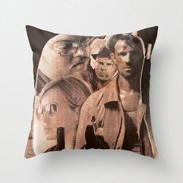 Goons Throw Pillow