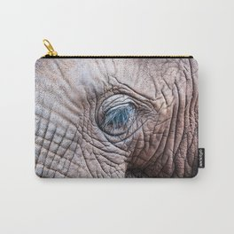The Elephant Sanctuary 02 Carry-All Pouch