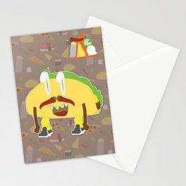 Feed Me- Tacito Stationery Cards