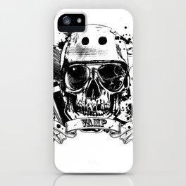 SkullAndCrossbones iPhone Case
