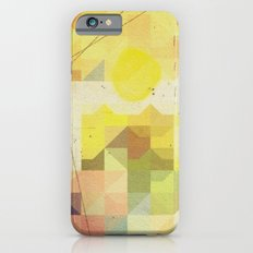 baja sunrise iPhone 6s Slim Case