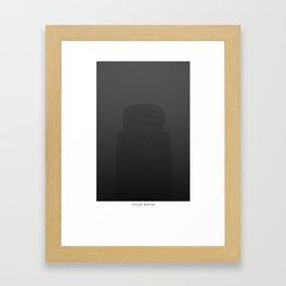 [ - ] HOPEWELL CENTRE IN THE DARK Framed Art Print