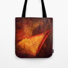 Cycle II Autumn Seasonal Modern ART Design  Tote Bag
