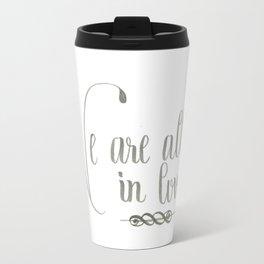 Fools In Love Travel Mug