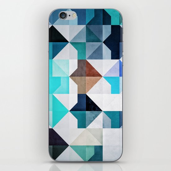 Whyyt1 iPhone & iPod Skin
