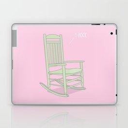 I Rock #kawaii #rock Laptop & iPad Skin