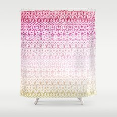 Strawberry Shortcake Shower Curtain