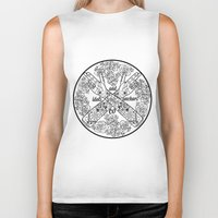 logo Biker Tanks featuring Logo by Dan PeaseIllustration