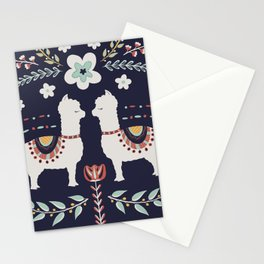 We are Alpaca's Stationery Cards