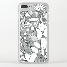So much to do; So little time Clear iPhone Case