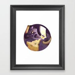 The Pantry Framed Art Print