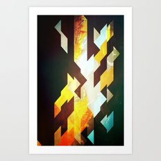 Kaandam Art Print