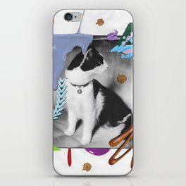 Gato: Zippy iPhone Skin