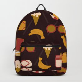 summer illustrations Backpack