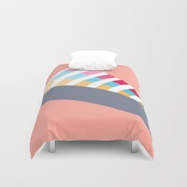#28 Pantone Swatches Duvet Cover