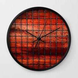 Restraint Wall Clock