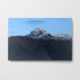 The Dormant Volcano Mount Cotacachi Metal Print