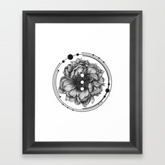 Elliptical II Framed Art Print