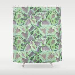 CAMOFOLIAGE Shower Curtain
