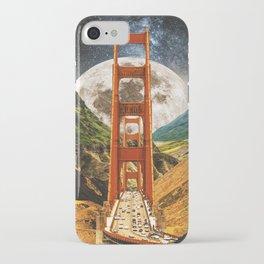 Bridge To The Universe iPhone Case