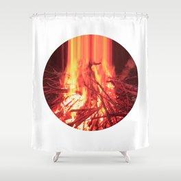Autumn Rituals Shower Curtain
