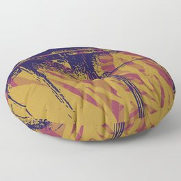 The works Floor Pillow